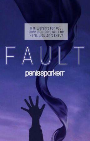 FAULT 》 PETER PARKER [2] by peter-man