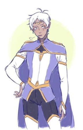Altean Lance -Remade- by myworldisavoid