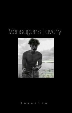 Mensagens • Jack Avery by loveslau