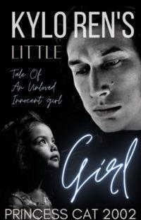 Kylo Ren's little girl  cover