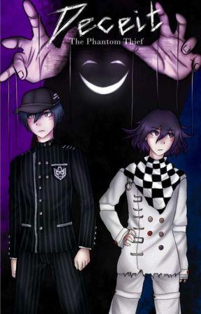 Deceit - The Phantom Thief by girlfriendfromhell
