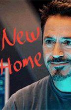 New Home [tony stark x reader] by RuRaKo