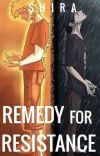 Remedy for Resistance 》Solangelo at Hogwarts cover