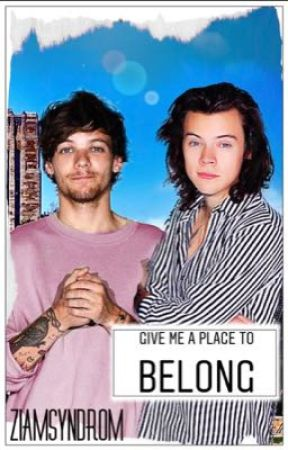 Give me a place to belong- larry stylinson by ZiamSyndrom