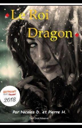 Le Roi Dragon by Zeraquiel