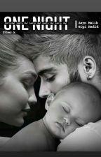 ليلة واحدة ||one night   بقلم HoranSandy