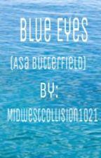 Blue Eyes (Asa Butterfield) by MidwestCollision1021