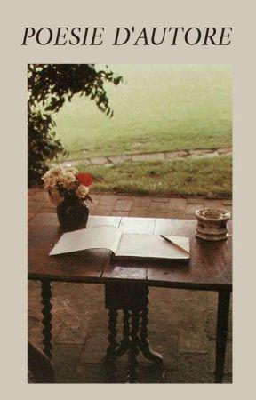 Antologia di poesie d'autore by vagotremoredistelle