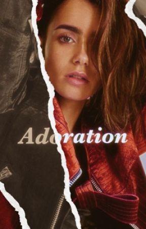 Adoration | B. Barnes  by Marvelmania247