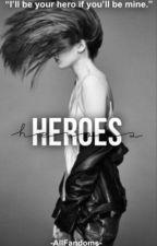 Heroes {Peter Maximoff~Book 1} by -AllFandoms-