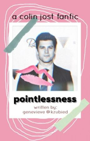 POINTLESSNESS | colin jost by kzubied