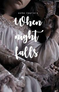 When Night Falls cover