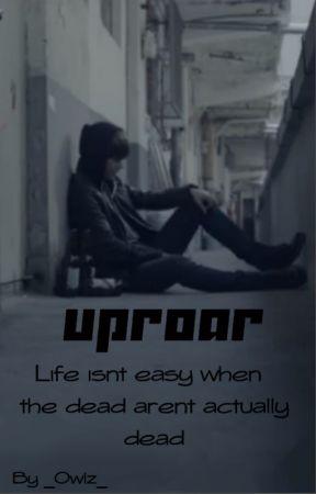 Uproar | BTS Zombie apocalypse by _Owlz_