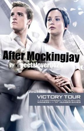 After Mockingjay Part 1 by peetalover0429