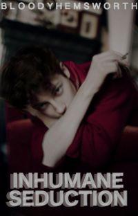 Inhumane Seduction (Vampire Romance) cover
