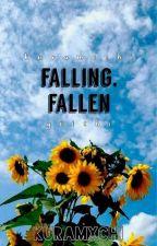 falling, fallen | kuramochi yōichi  by kuramxchi