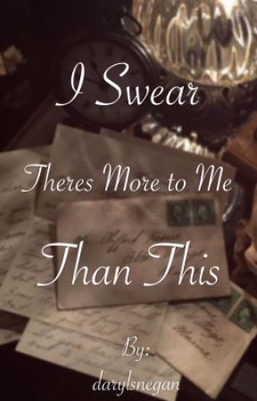 I Swear There's More to Me Than This by darylsnegan