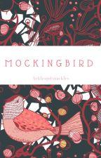 Mockingbird -- Jim Hopper by crikeyma8e