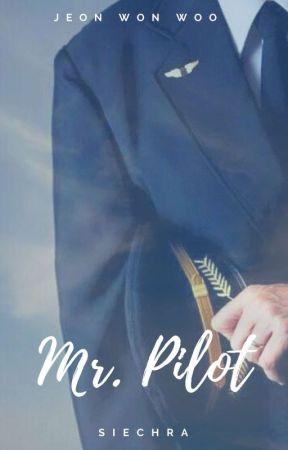 Mr. Pilot || Jeon Won Woo by siechra