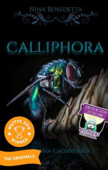 Calliphora [Serie Fauna Cadavérica 1 ]