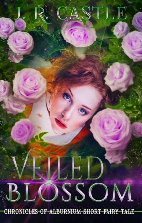 Veiled Blossom by JackieCastle