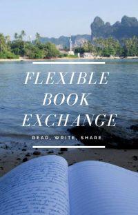 Flexible Book Exchange (open) cover