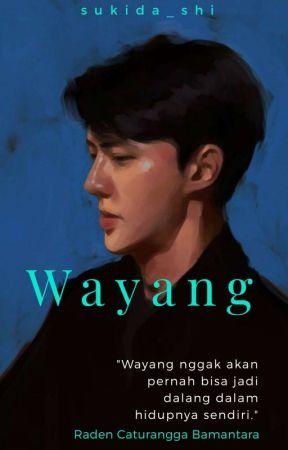 Wayang by sukida_shi