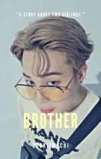 BROTHER || JIMIN STORY[COMPLETED] by cookiemochi