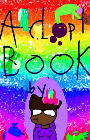random adopt book! by Alyssa_The_Awsome