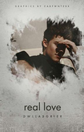 REAL LOVE - shawn mendes by dwllasgrier