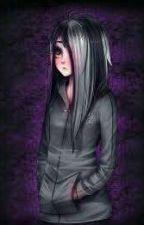 Creepypasta X depressed Reader   by TicciPsychoFox