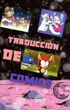 Traducciones de Comic's   by FIC_Luigi
