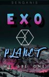 //EXO PLANET//WEAREONE cover