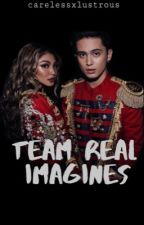 Team Real Imagines by nahdyuh