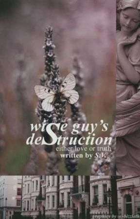 Wise Guy's Destruction by harryIamallyours
