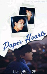 PAPER HEARTS || J.JK cover
