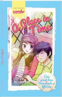 A Place in Time (PUBLISHED 2013) cover