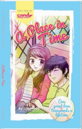 A Place in Time (PUBLISHED 2013) by j_harry08