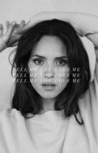TELL ME YOU LOVE ME | CHRIS PINE cover