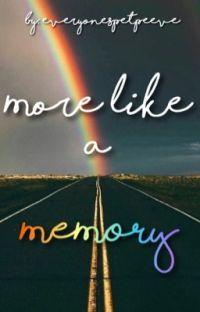 More Like A Memory cover