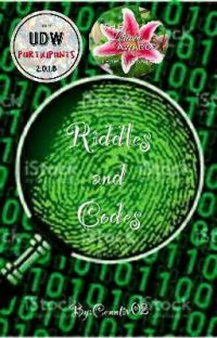 Codes and Riddles [Complete]  #UDWAwards 2018 cover