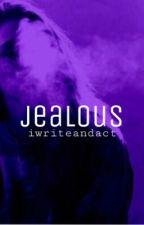 jealousΔsweet pea  by IWriteAndAct