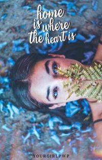 Home is Where The Heart is.  (ON-HOLD) cover