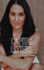 Capital Letters ─ Chris Evans by itonya