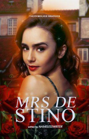 Η Κυρία Ντε Στίνο by -NamelessWriter-