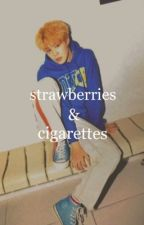 strawberries & cigarettes ; yoonmin by whatshappening02