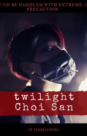 twilight | Choi San by floraljisung