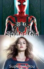 Spider-Girl | Supergirl/You by OT5Stan4Life
