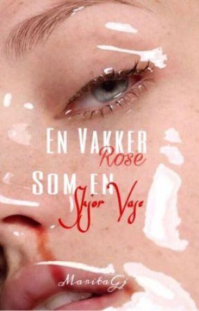 En Vakker Rose, som en Skjør Vase by MaritaGj