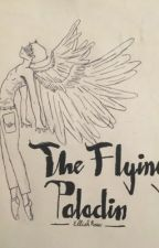 The flying Paladin by Elliahrose